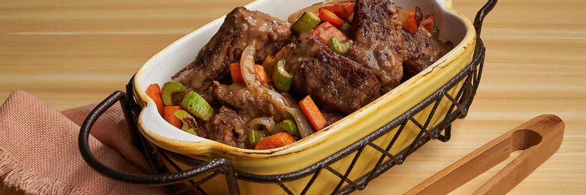 Braised Short Ribs of Beef